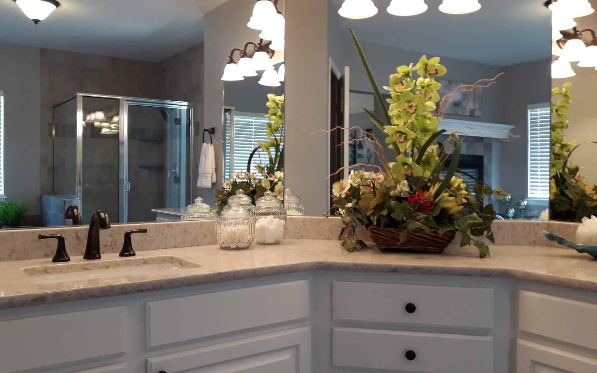 vanity interior design after